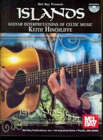 Islands: Guitar Interpretations of Celtic Music [With CD] by Keith Hinchliffe